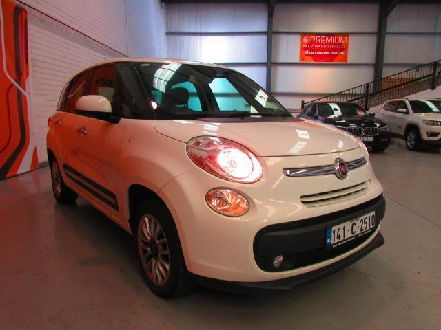 Image for 2014 Fiat 500l 7 SEAT-PANORAMIC ROOF-BLUETOOTH-MP3-ALLOYS-A/C-500L 1.3 Mjet Lounge 5DR