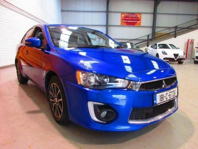 Image for 2018 Mitsubishi Lancer Alloys-bluetooth-aircon-led s-1.6 Petrol 18 (2018)