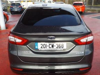 2020 Ford Mondeo