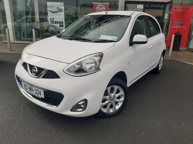 Image for 2015 Nissan Micra 1.2 5DR 4DR Covid-19 ; Remote Contact and Finance Options Available