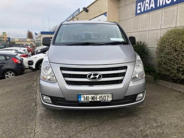 Image for 2014 Hyundai Montana 2.5 D 4dr new Nct.8 Seater
