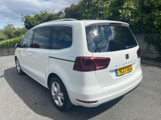 Image for 2017 SEAT Alhambra 2.0TDI (184ps) SE Lux (s/s) MPV 5d DSG Fully loaded with Nav & Leather
