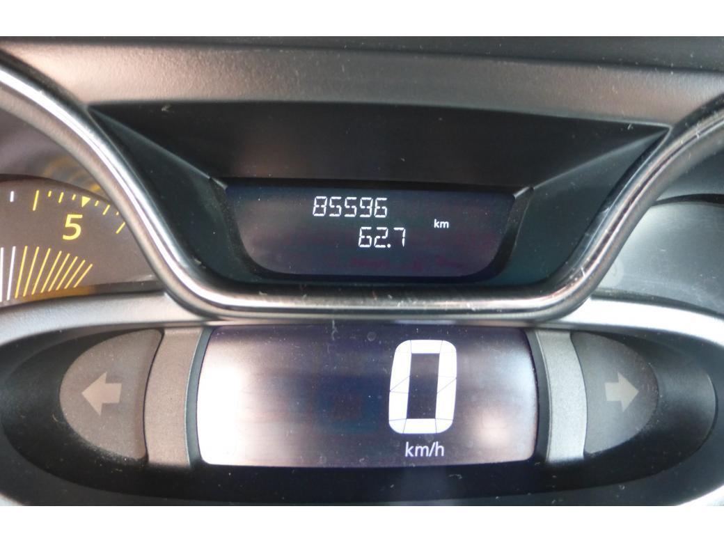 2016 Renault Captur