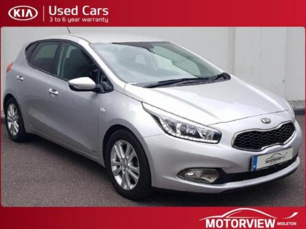 Image for 2013 Kia Ceed 1.6 Crdi 2 EX Model Comes With Alloys AIR CON Bluetooth NCT 2/22 Tax 8/20