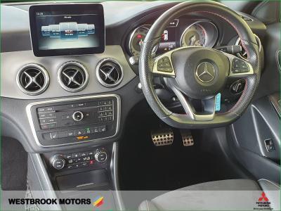2017 Mercedes-Benz GLA Class