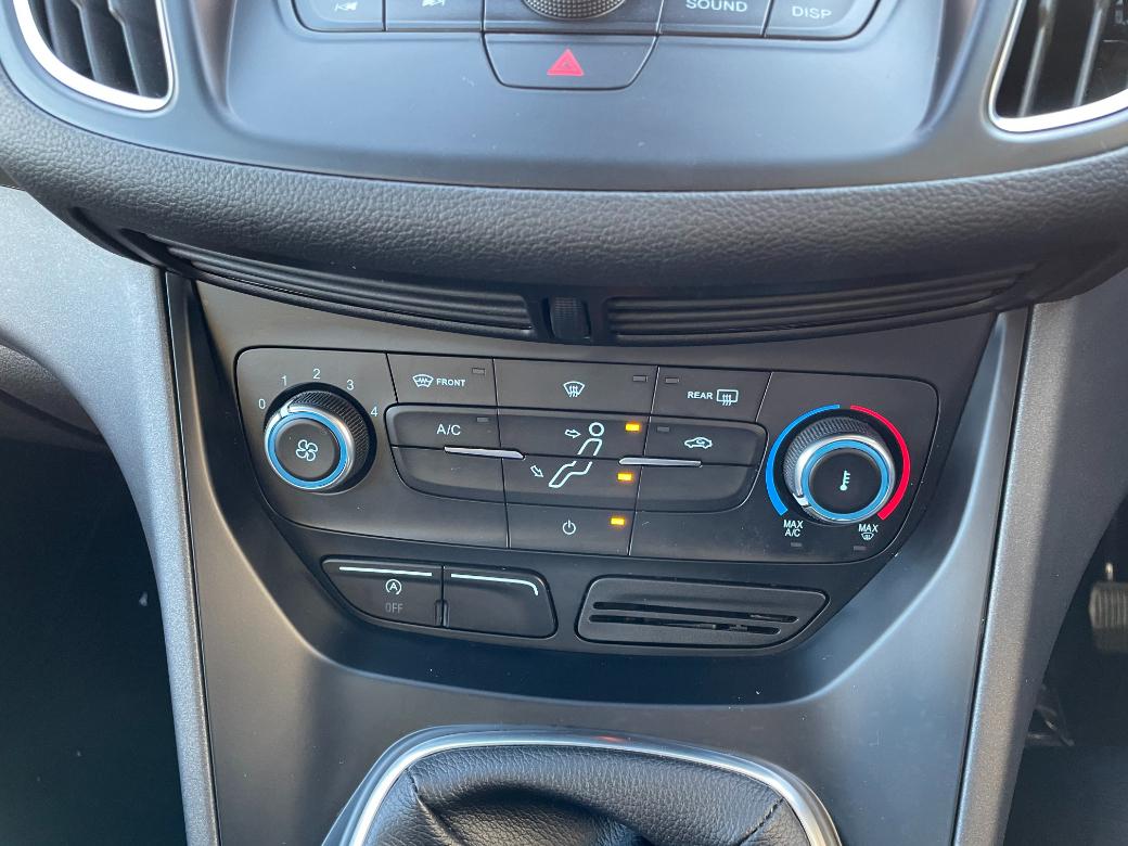 2018 Ford Grand C-Max