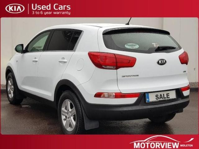 Image for 2014 Kia Sportage Commercial 1.7d - Price EX VAT