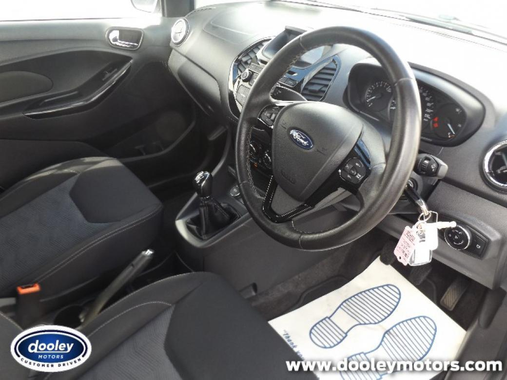 2017 Ford Ka