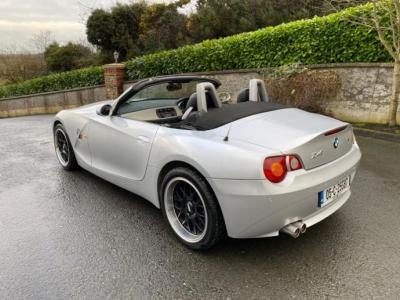 Image for 2005 BMW Z4 2005 (05) Bmw Z4 2.0i SE Roadster Convertible Full Leather Interior!