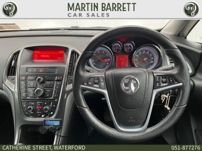 2012 Vauxhall Astra