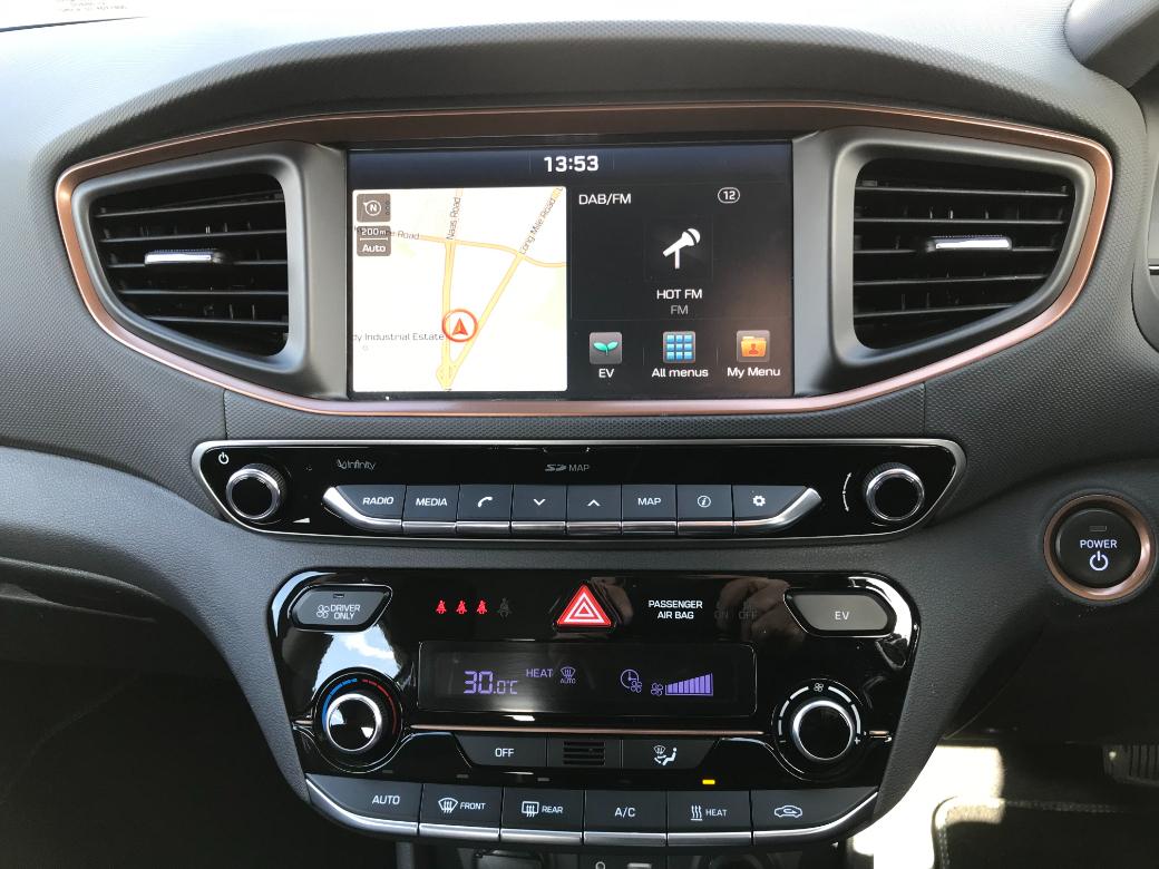 2018 Hyundai Ioniq