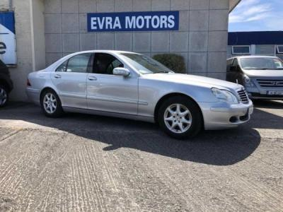 Image for 2003 Mercedes-Benz SE Class S320 Cdi low Mileage. full Service History. only 2 Owners From New. two Keys.