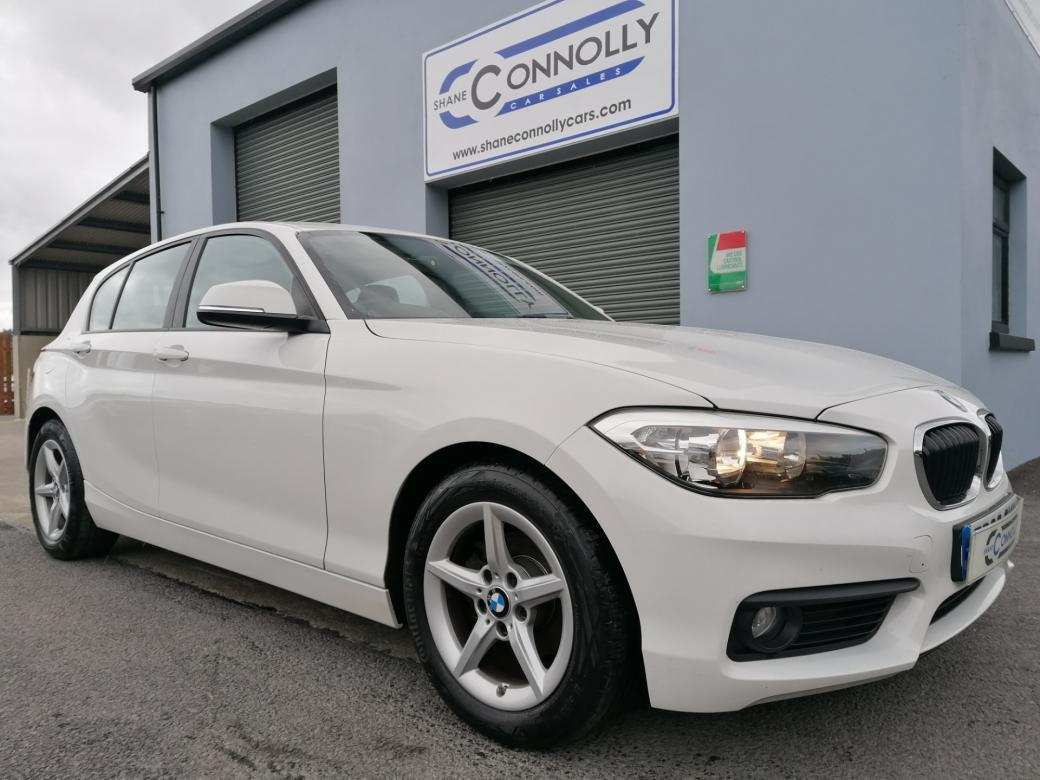 Image for 2017 BMW 1 Series *51* 116D ED PLUS