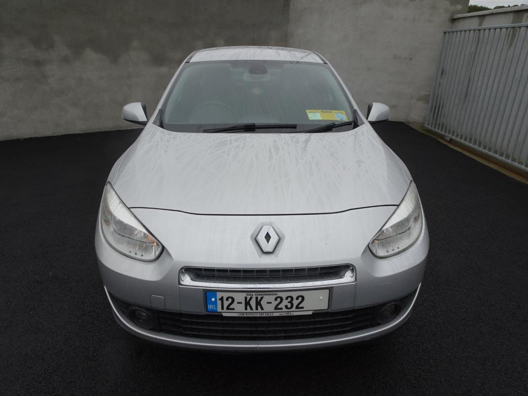 Image for 2012 Renault Fluence 1.5 DCI 110 Dynamique 4DR