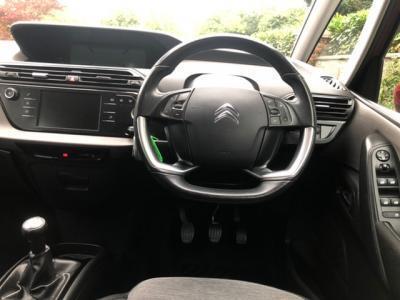 2017 Citroen C4 Picasso