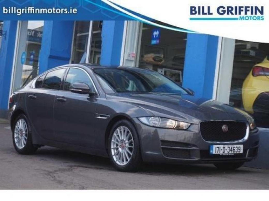 Image for 2017 Jaguar XE 2.0d SE Automatic 163BHP Model // Parking Sensors // Bluetooth // Cruise Control // Paddle Shift // Finance This Car FOR Only €76 PER Week