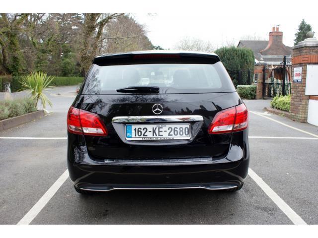2016 Mercedes-Benz B Class