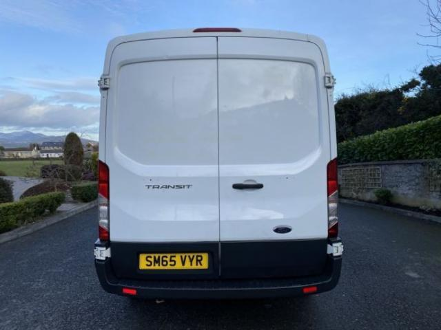 Image for 2015 Ford Transit 350 RWD 22 TDCI 100 LWB M/R Panel Van Fully Serviced & Ready for work !