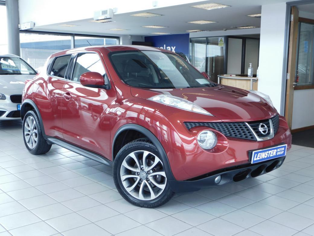 Image for 2013 Nissan Juke 1.5 DCI TEKNA SUV - FINANCE AVAILABLE - CALL US TODAY ON 01 492 6566 OR 087-092 5525