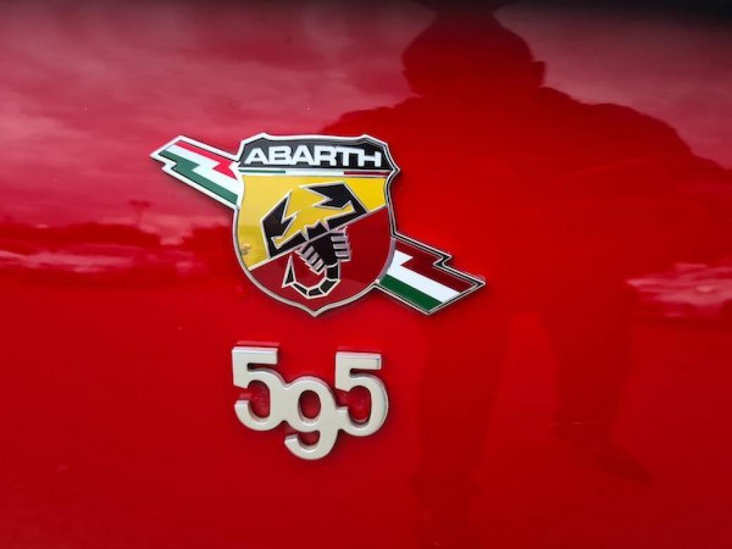 2013 Abarth 500