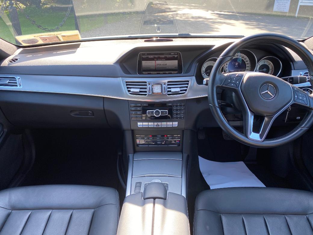 2015 Mercedes-Benz E Class