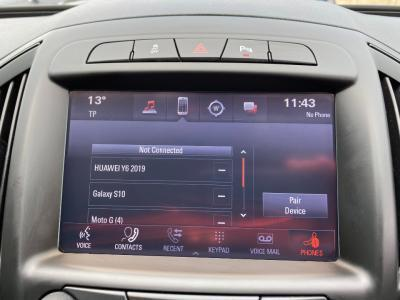 2016 Vauxhall Insignia
