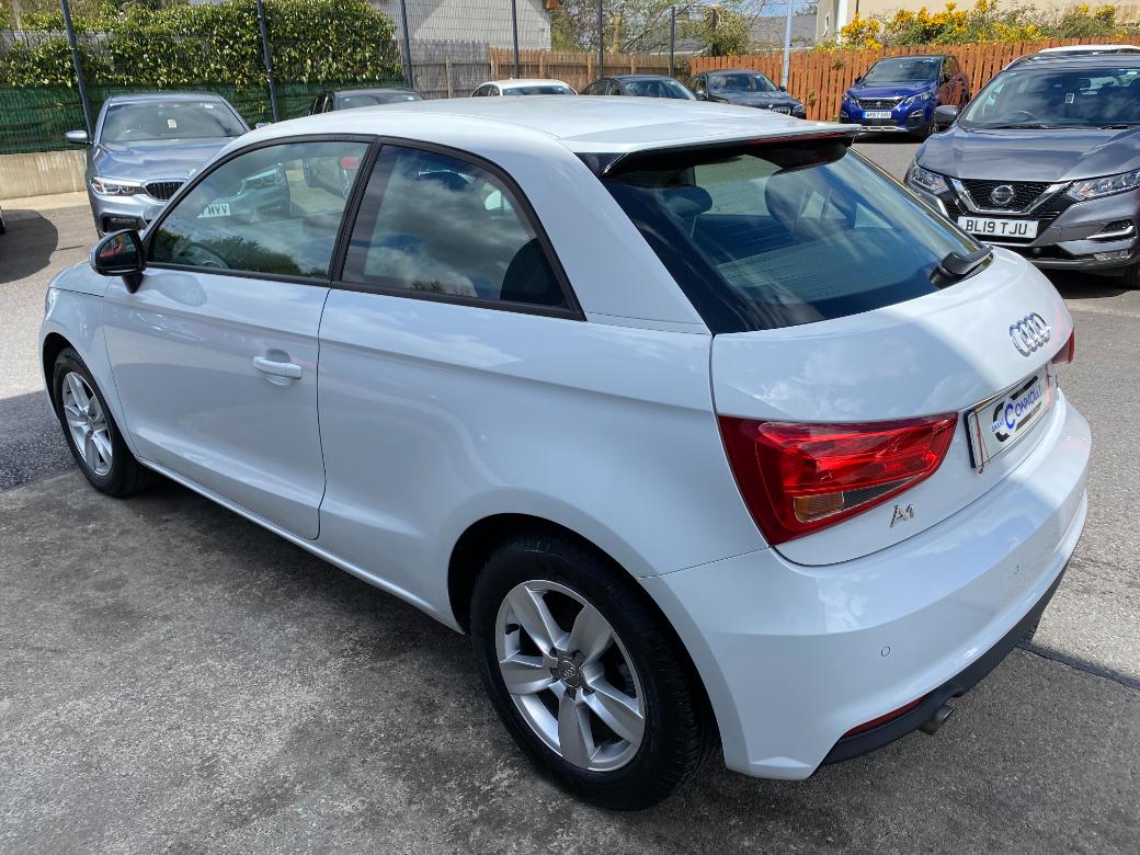 2016 Audi A1