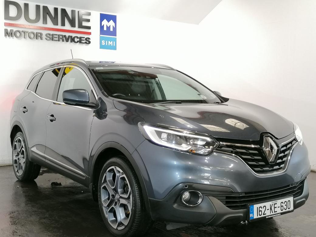2016 Renault Kadjar