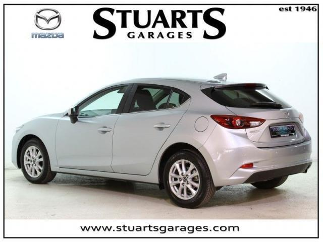 Image for 2017 Mazda Mazda3 1.5D (105PS) EXECUTIVE SE 5Dr - MAZDA APPROVED USED CAR 2 YEAR WARRANTY