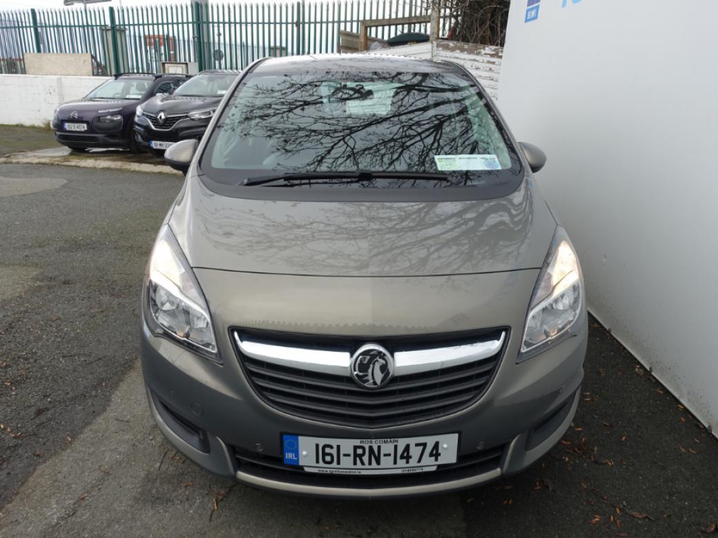 2016 Opel Meriva
