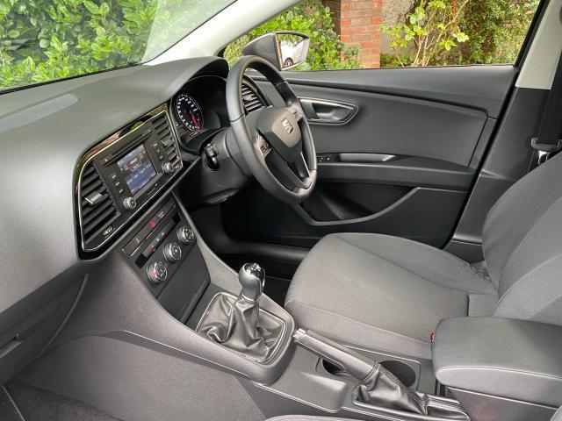 2015 SEAT Leon