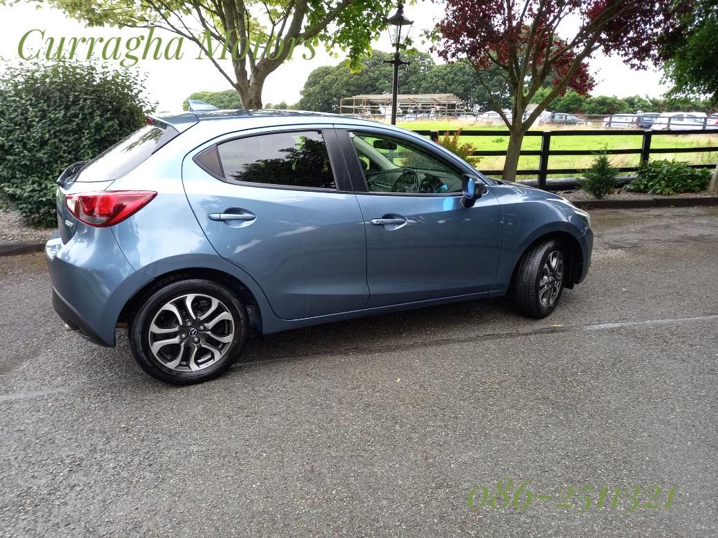 2016 Mazda Demio