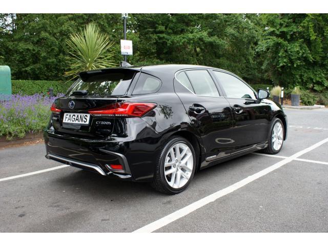 Image for 2018 Lexus CT 200h - SE PLUS - FACELIFT MODEL - LEXUS SAFETY SYSTEM PLUS - FLSH - €180 ANNUAL TAX - 2 X KEYS -
