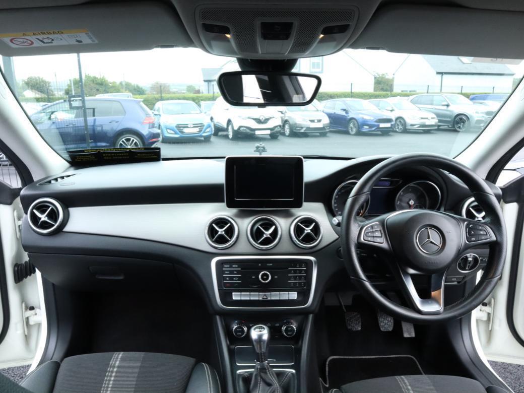2017 Mercedes-Benz CLA Class