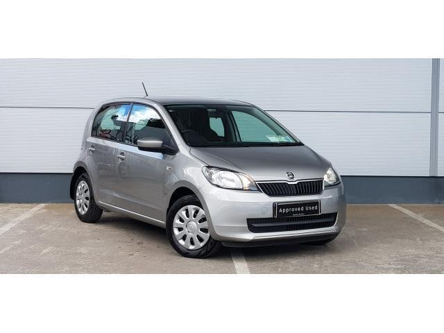 Image for 2015 Skoda Citigo Ambition 5D 1.0mpi 60HP 5DR