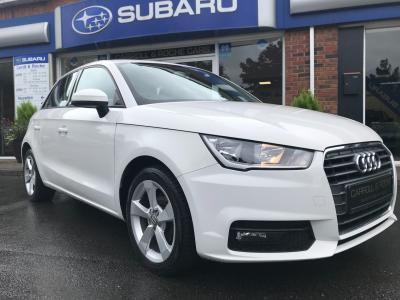 2017 Audi A1