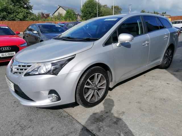 Image for 2012 Toyota Avensis *48* 2.0 D4D TR 5DR
