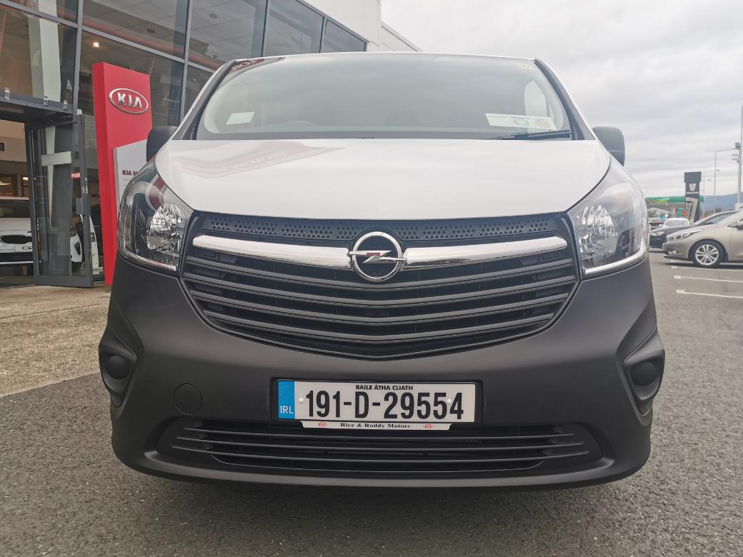 2019 Opel Vivaro