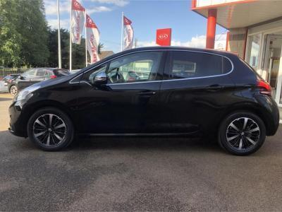 2018 Peugeot 208