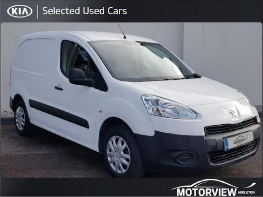 Image for 2016 Peugeot Partner Immaculate Condition Low Mileage