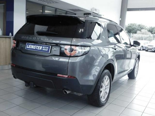 Image for 2016 Land Rover Discovery SPORT 2.0 TD4 7-SEATER, 2016